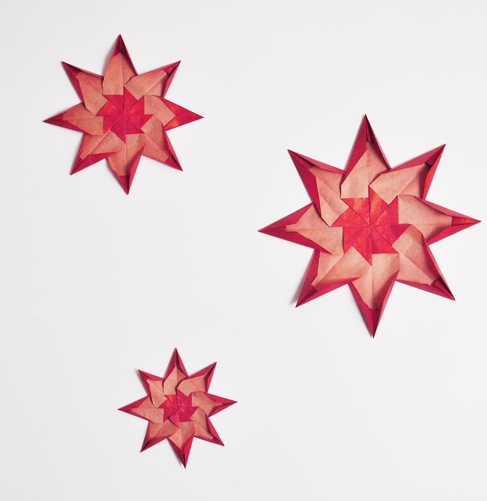 tuto origami etoile best tutoriel guirlande dutoiles with tuto origami etoile etoile waldorf. Black Bedroom Furniture Sets. Home Design Ideas